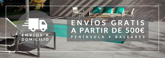 Envíos gratis a partir de 500€ (Península y Baleares)